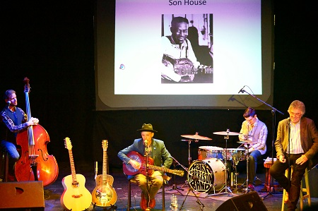 30 October: Blues People – A celebration of the music and its characters