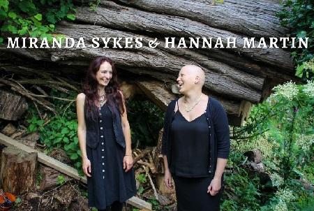 Miranda Sykes & Hannah Martin – CANCELLED